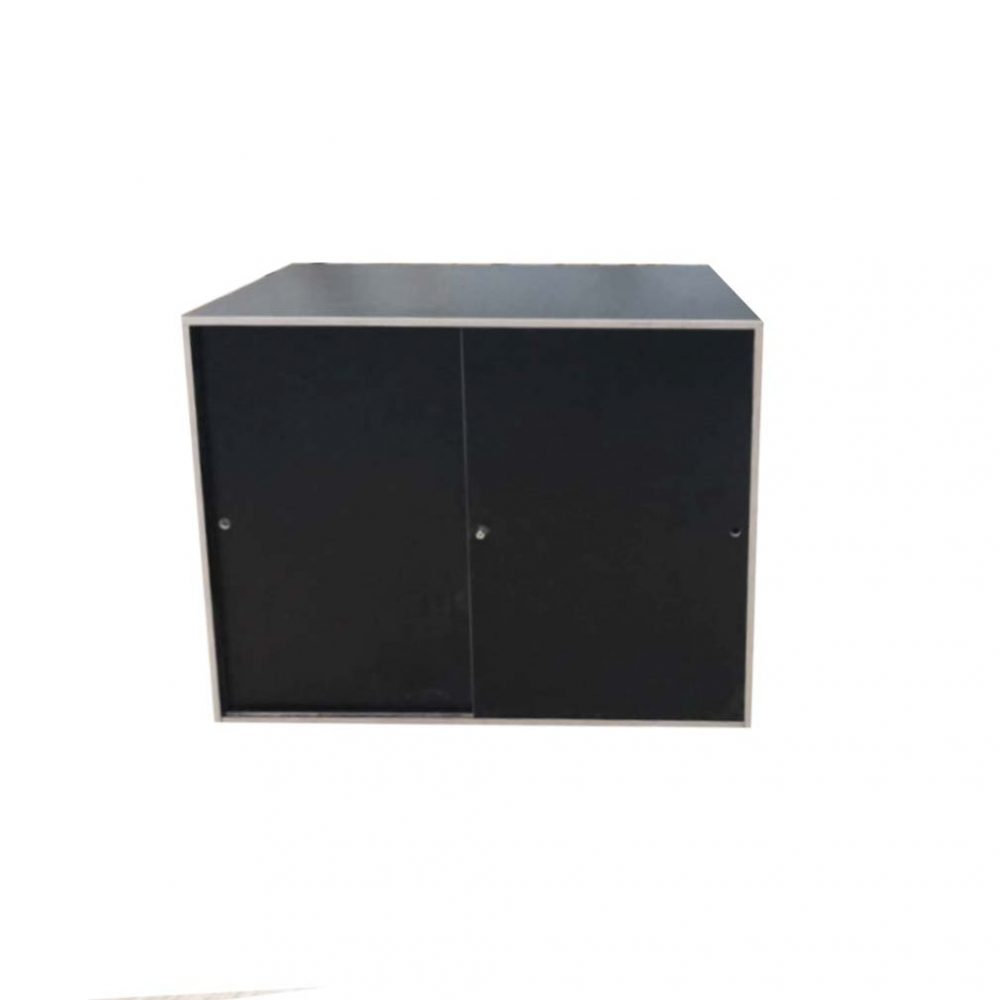black-enclosed-counter