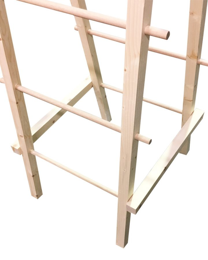 hinged ladder a-frame