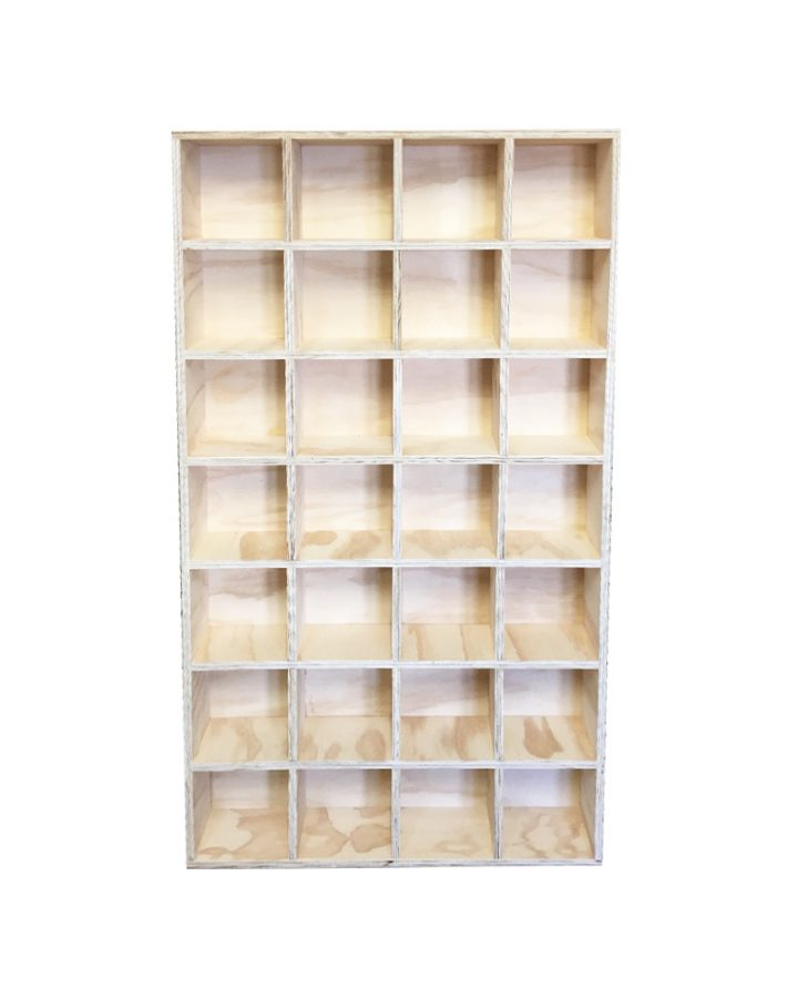 market stall co box shelves