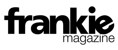 frankie magazine logo market stall co