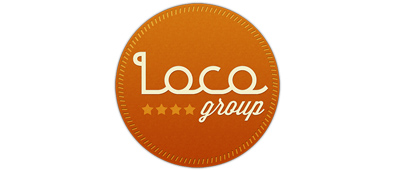 loco group logo market stall co