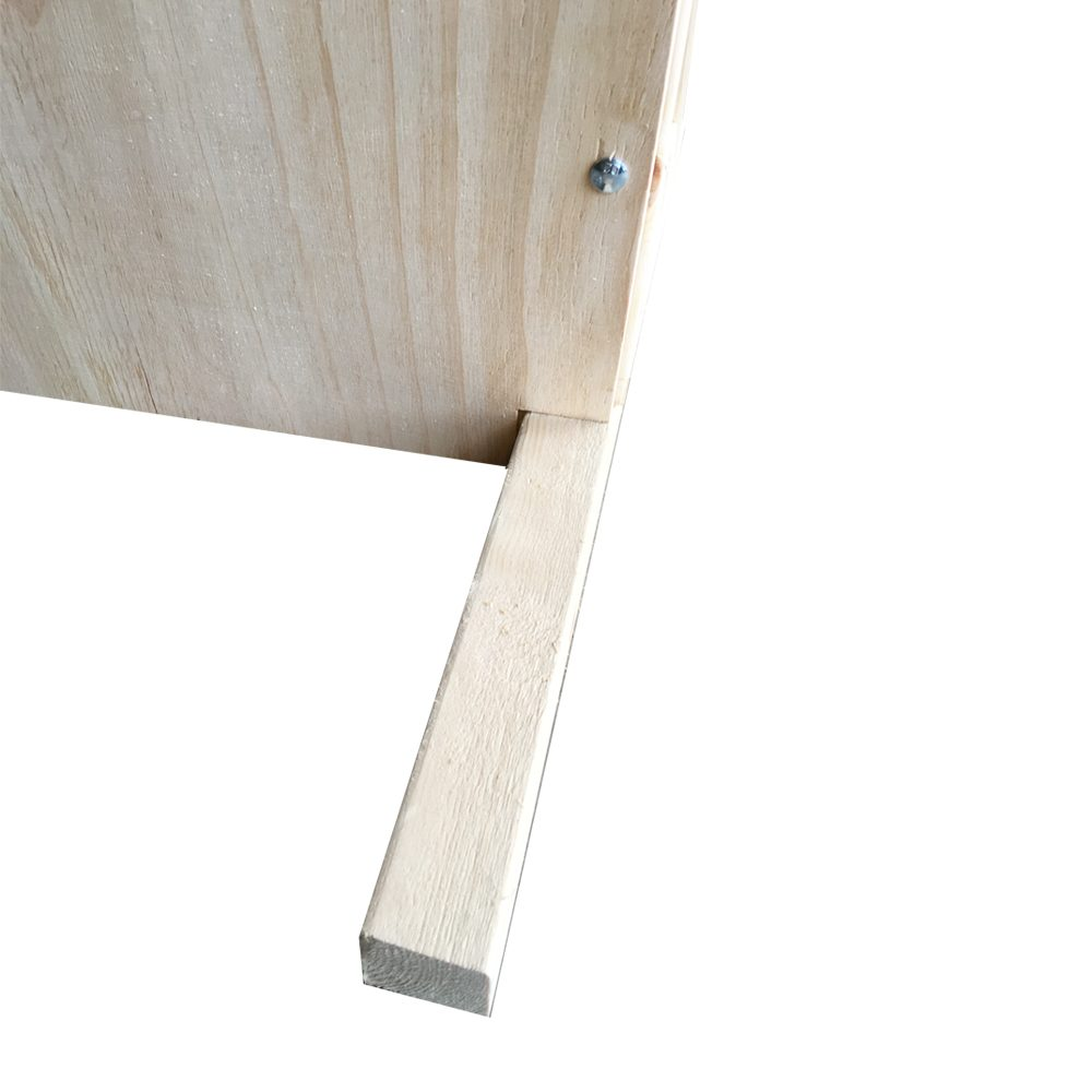 ply wall front foot