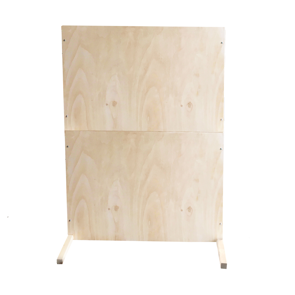 market stall co ply walls