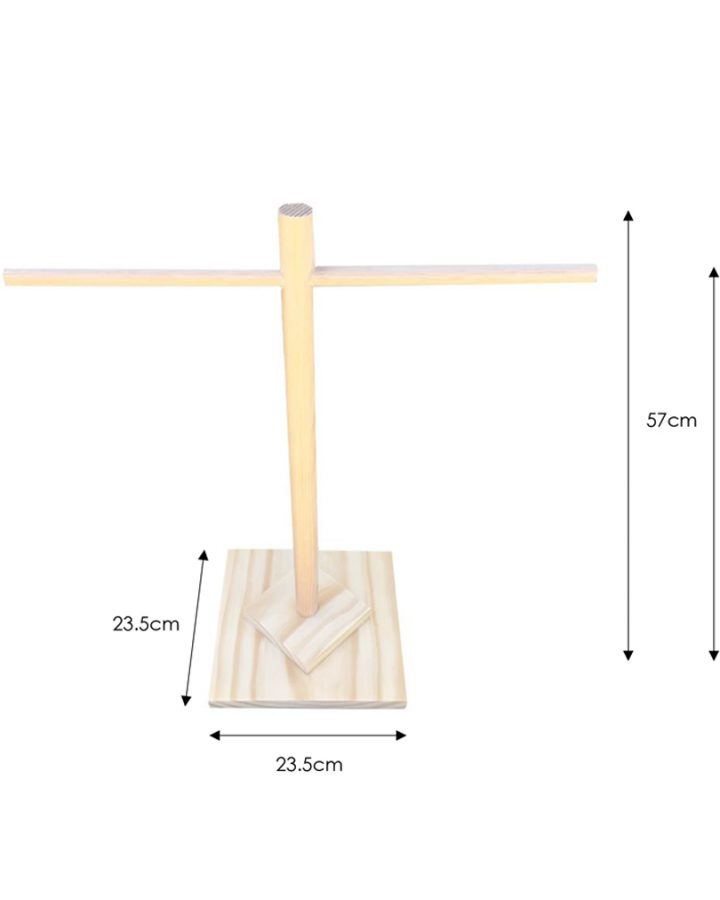 market stall co t-stand dimensions