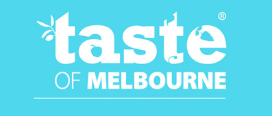 taste of melbourne logo market stall co