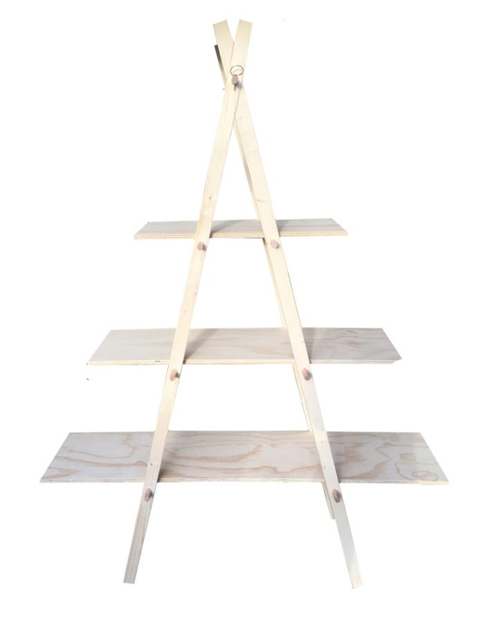 ladder a-frame market stall co